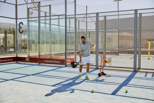 - Padel at Rafa Nadal Academy - Emli Bendixen