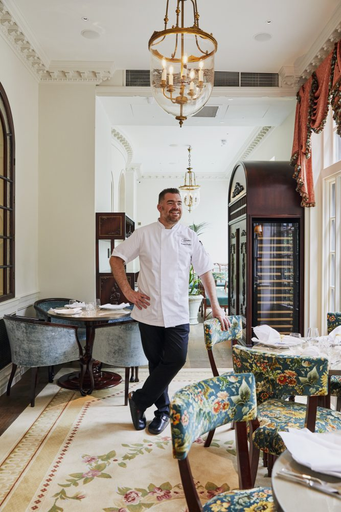 - Nathan Outlaw at The Goring - Emli Bendixen