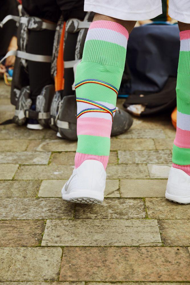 - Rainbow laces - Emli Bendixen