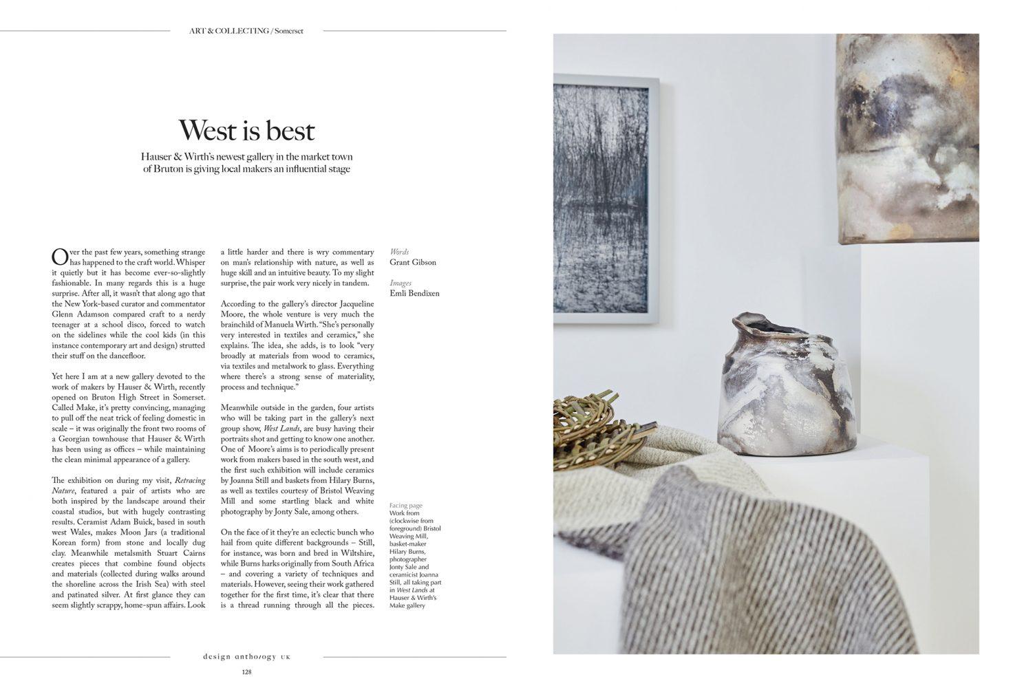 Make – Hauser & Wirth Somerset