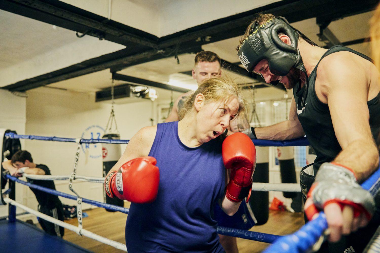 - Fleurie at 12 Rounds Boxing - Emli Bendixen