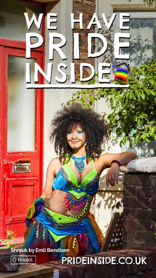 - Pride Inside - Emli Bendixen